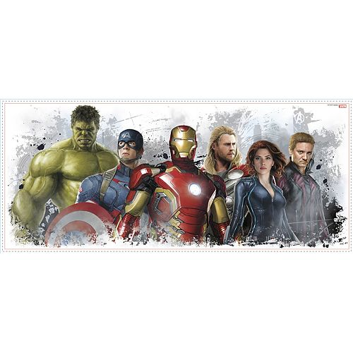 "Stickers Muraux ""Avengers"""