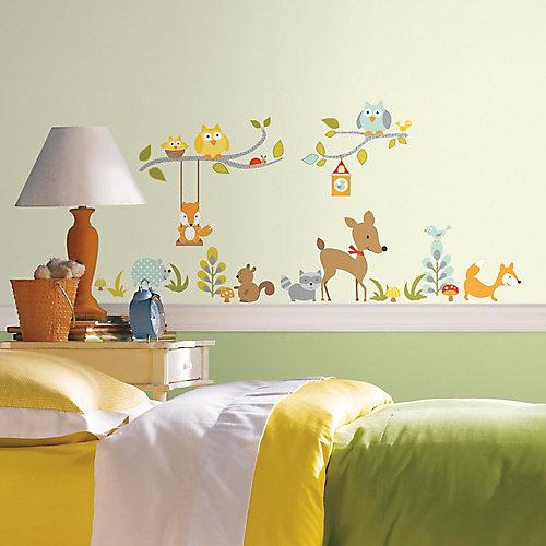 """Stickers Muraux """"Woodland Fox"""""""