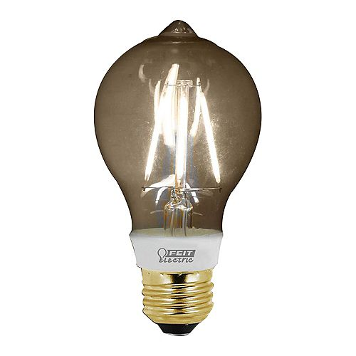 LED 60w At19 Med Base Vintage Sw