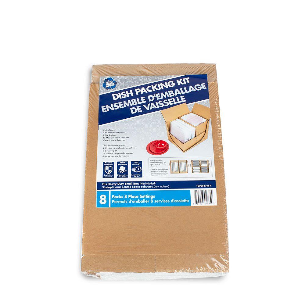 Pratt Retail Specialties Système d'emballage des plats