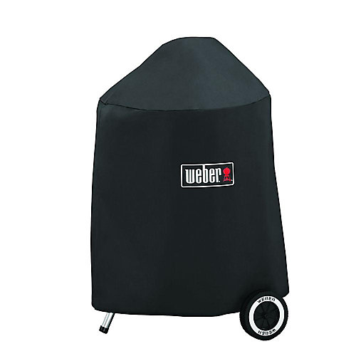 BBQ Cover with Storage Bag for 18-inch Charcoal BBQ