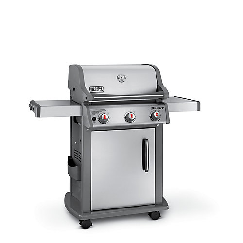 Spirit SP-310 Propane BBQ in Stainless Steel