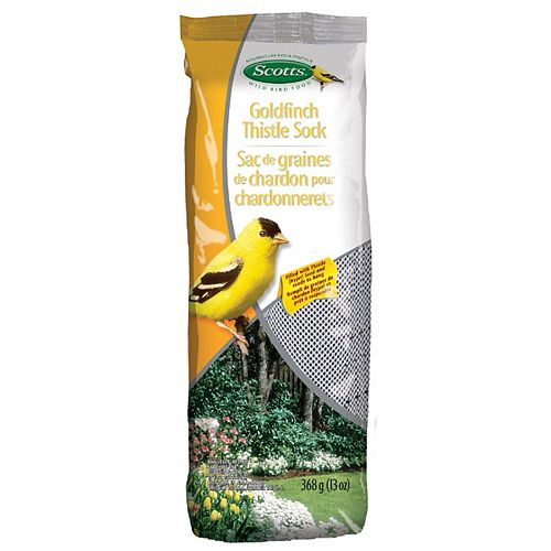 Goldfinch Thistle Sock 368G