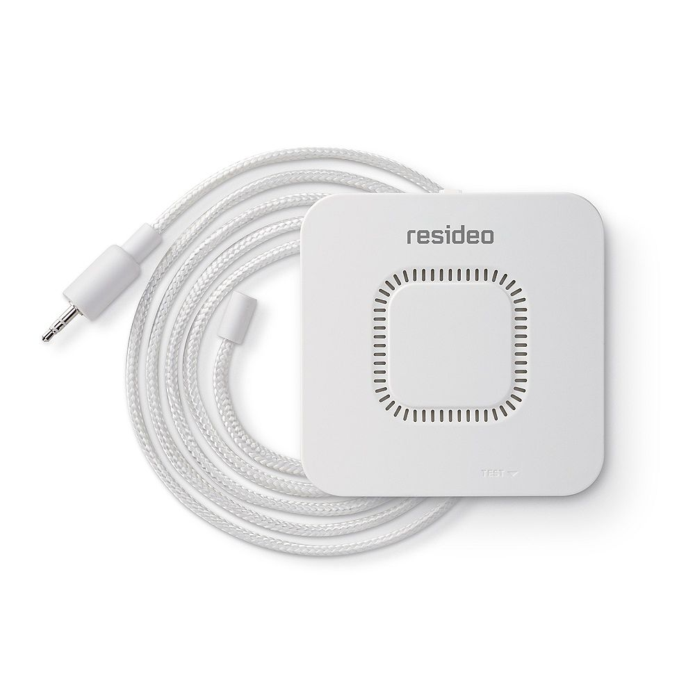 Resideo Water Leak Alarm with Sensing Cable