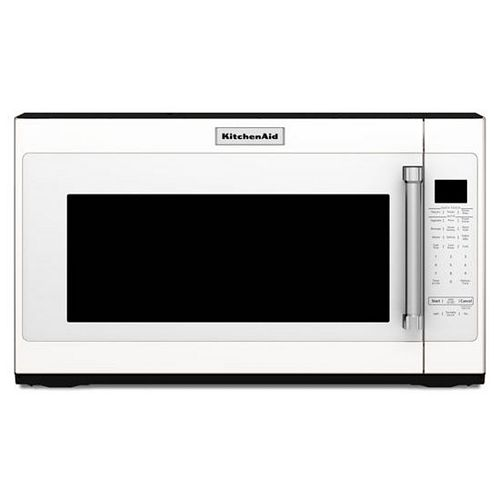 KitchenAid 2.0 cu.ft. Over The Range Microwave in White