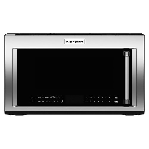 1.9 cu. ft. Over the Range Convection Microwave in Stainless Steel
