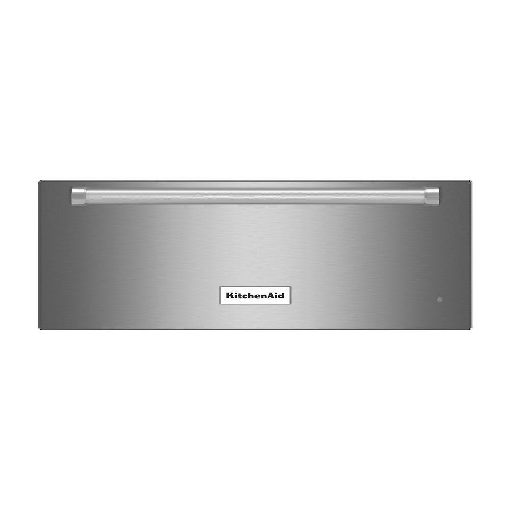 KitchenAid 30 In. Slow Cook Warming Drawer, Stainless Steel - KOWT100ESS