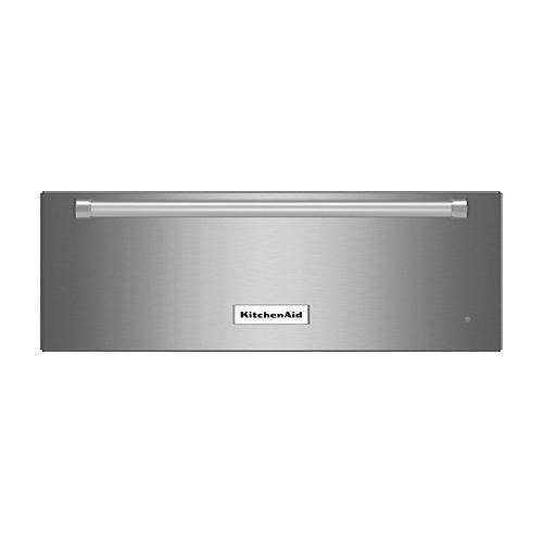 Tiroir réchaud / cuisson lente de 30 po, Acier inoxydable - KOWT100ESS