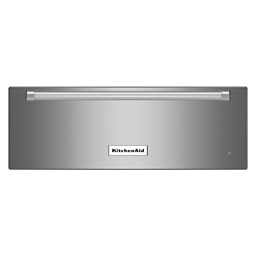 27 In. Slow Cook Warming Drawer, Stainless Steel - KOWT107ESS