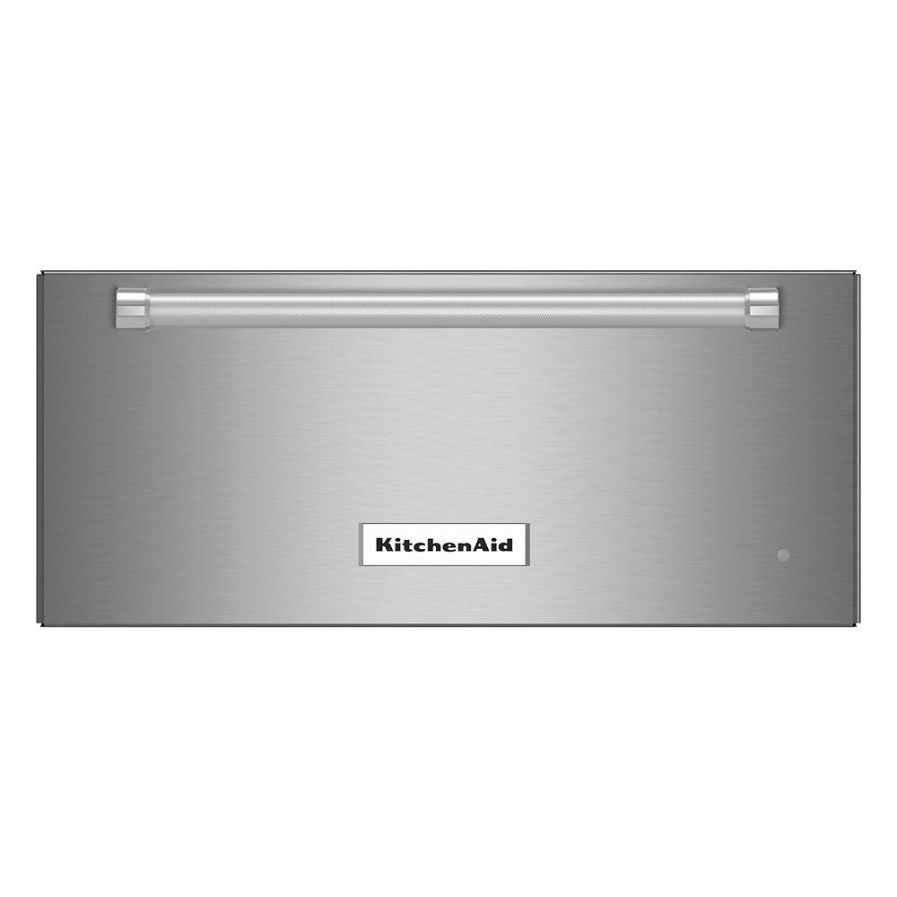 KitchenAid 24 In. Slow Cook Warming Drawer, Stainless Steel - KOWT104ESS