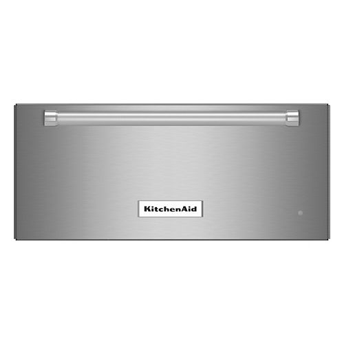 24 In. Slow Cook Warming Drawer, Stainless Steel - KOWT104ESS