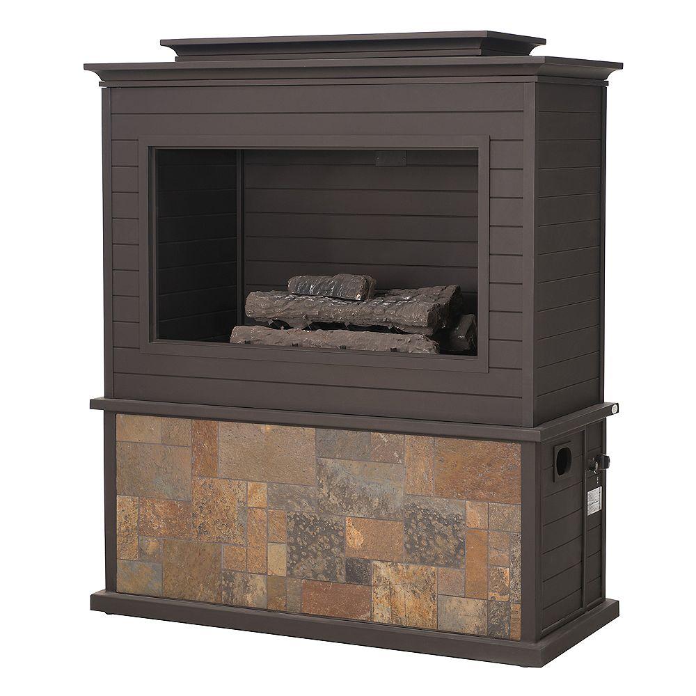 Sunjoy Georgina Propane Fireplace