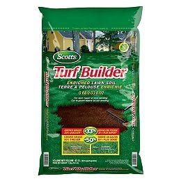 Terre à pelouse enrichie Turf Builder, 42,5 L