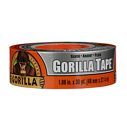 35yd Gorilla Silver Tape