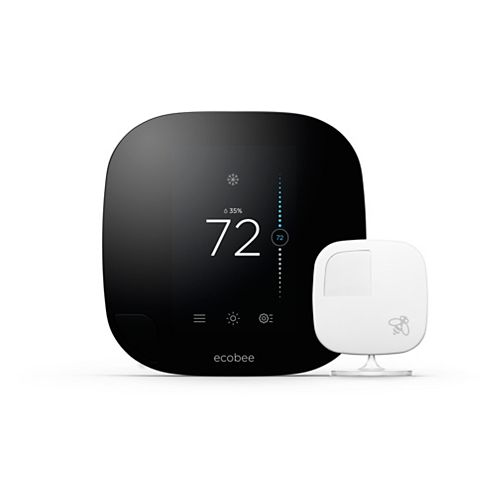 Smarter Wi-Fi Thermostat with Remote Sensor