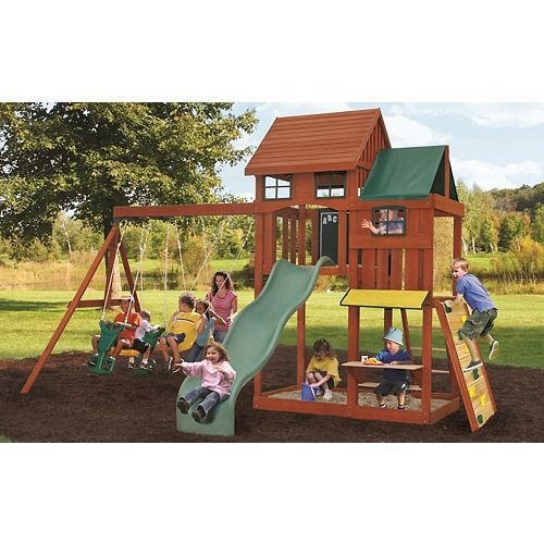 Kingswood Playset
