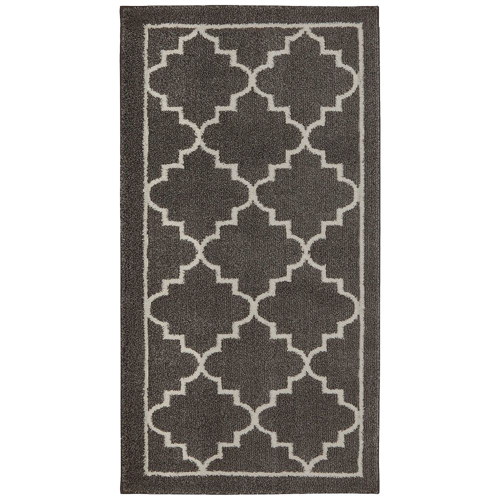 Home Decorators Collection Winslow Walnut 2 Feet x4 Feet Scatter Rug