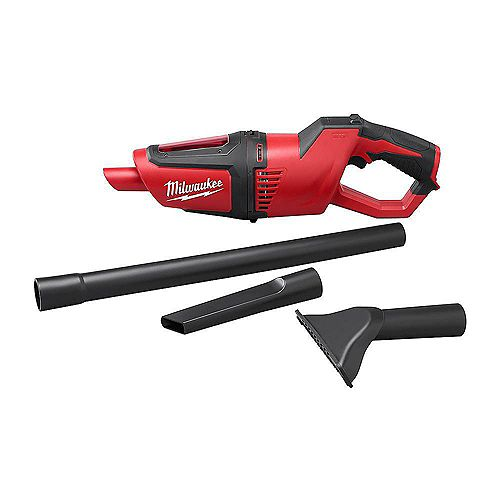 M12 12V Lithium-Ion Cordless Compact Vacuum (Tool-Only)