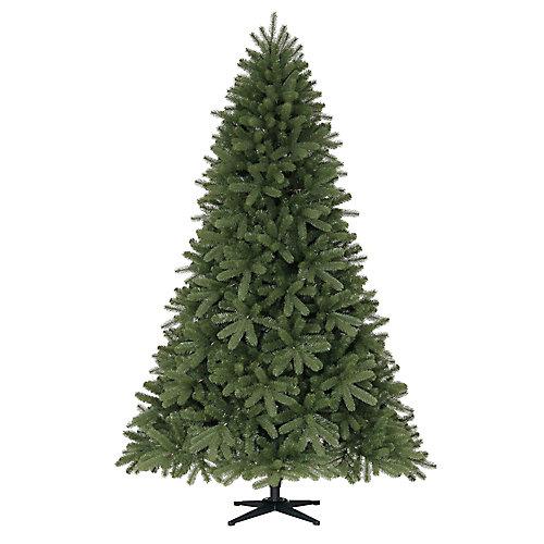 Pin de Noël artificiel de 7,5pi non illuminé aux branches abaissées Denison