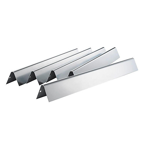 Stainless Steel Flavourizer Bars (5-Pack)