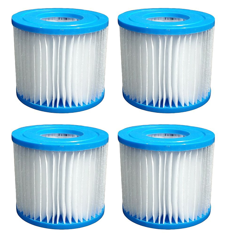 Canadian Spa Company 15 sq. ft. Portable Spa Filter (4-Pack)