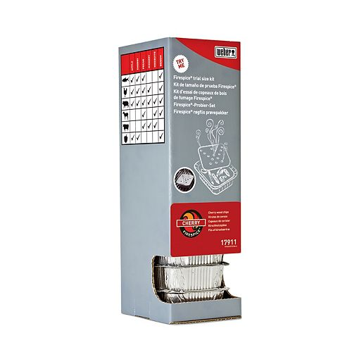 Firespice Gravity Feed Chips in Cherry