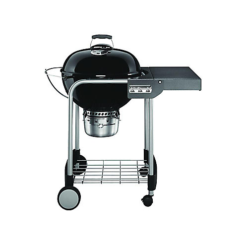 Performer 22-inch Charcoal BBQ in Black
