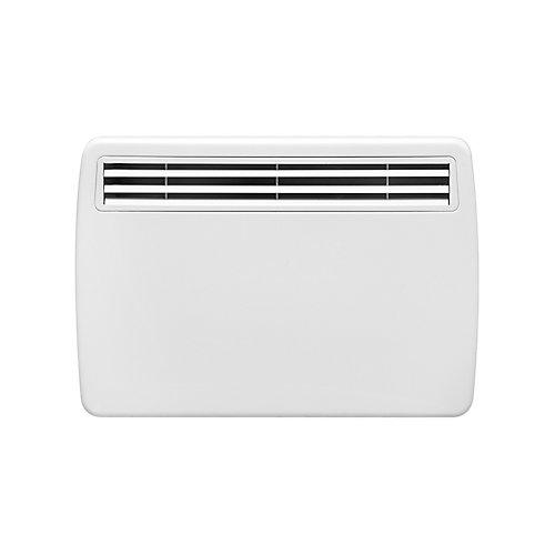 Convecteur mural de précision, 500W / 240V - Blanc