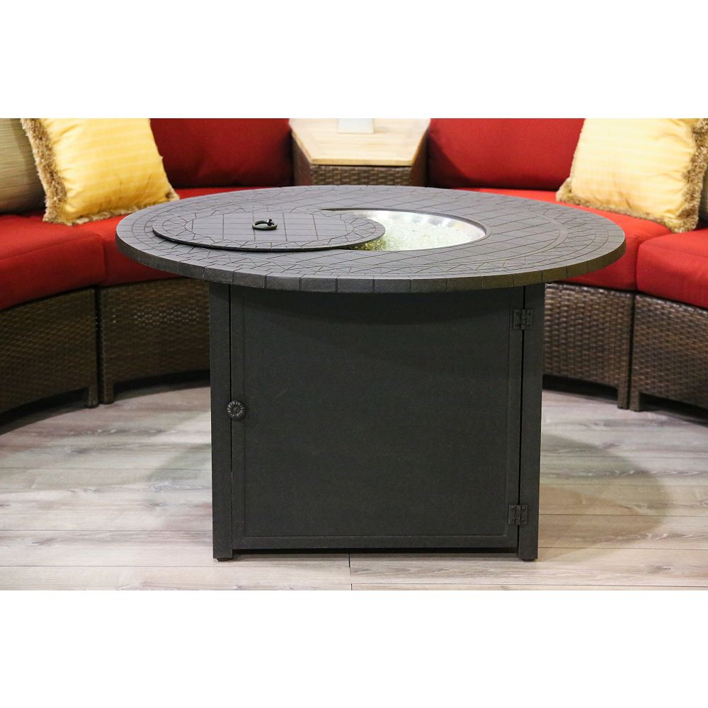 Enclover 42-inch Outdoor Fire Pit   The Home Depot Canada