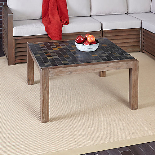 Morocco Patio Coffee Table