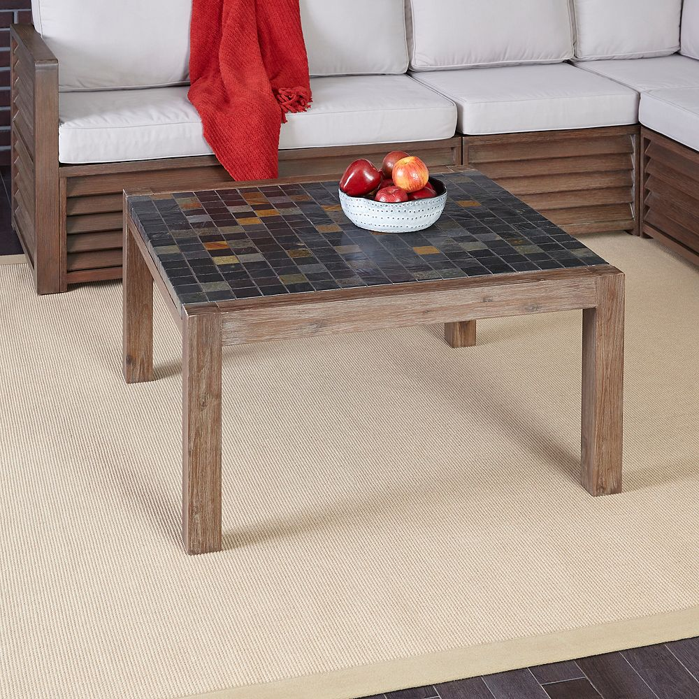 Home Styles Morocco Patio Coffee Table