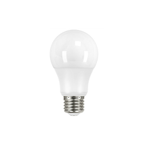 60W Equivalent Daylight (5000K) A19 Dimmable LED Light Bulb (6-Pack) - ENERGY STAR®