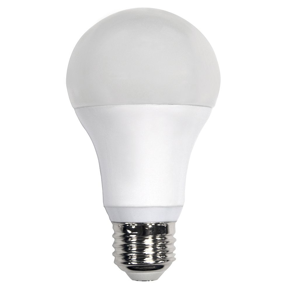 Ecosmart Connected 60W Equivalent Soft White (2700K) A19 Dimmable LED Light Bulb