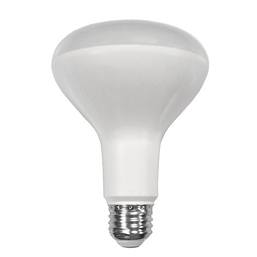 Ecosmart Connected 65W Equivalent Soft White (2700K) BR30 Dimmable LED Light Bulb