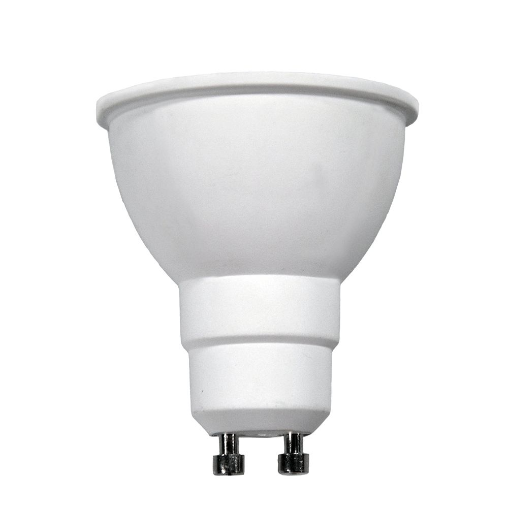 Ecosmart Connected 50W Equivalent Bright White (3000K) GU10 Dimmable LED Flood Light Bulb