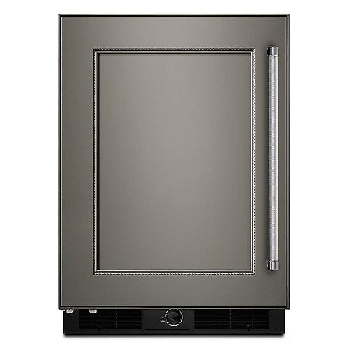 24-inch W 4.9 cu. ft. Undercounter Refrigerator in Panel Ready - Left Door Swing