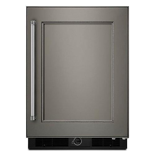 24-inch W 4.9 cu. ft. Undercounter Refrigerator in Panel Ready - Right Door Swing