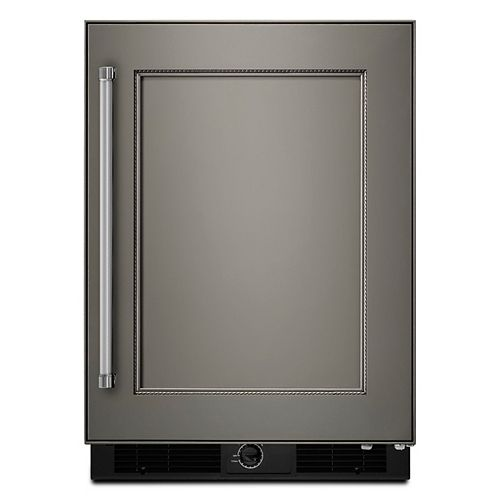 KitchenAid 24-inch W 4.9 cu. ft. Undercounter Fridge in Panel Ready - Right Door Swing