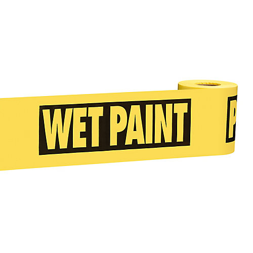 Ruban WET PAINT HDX, 200 pieds