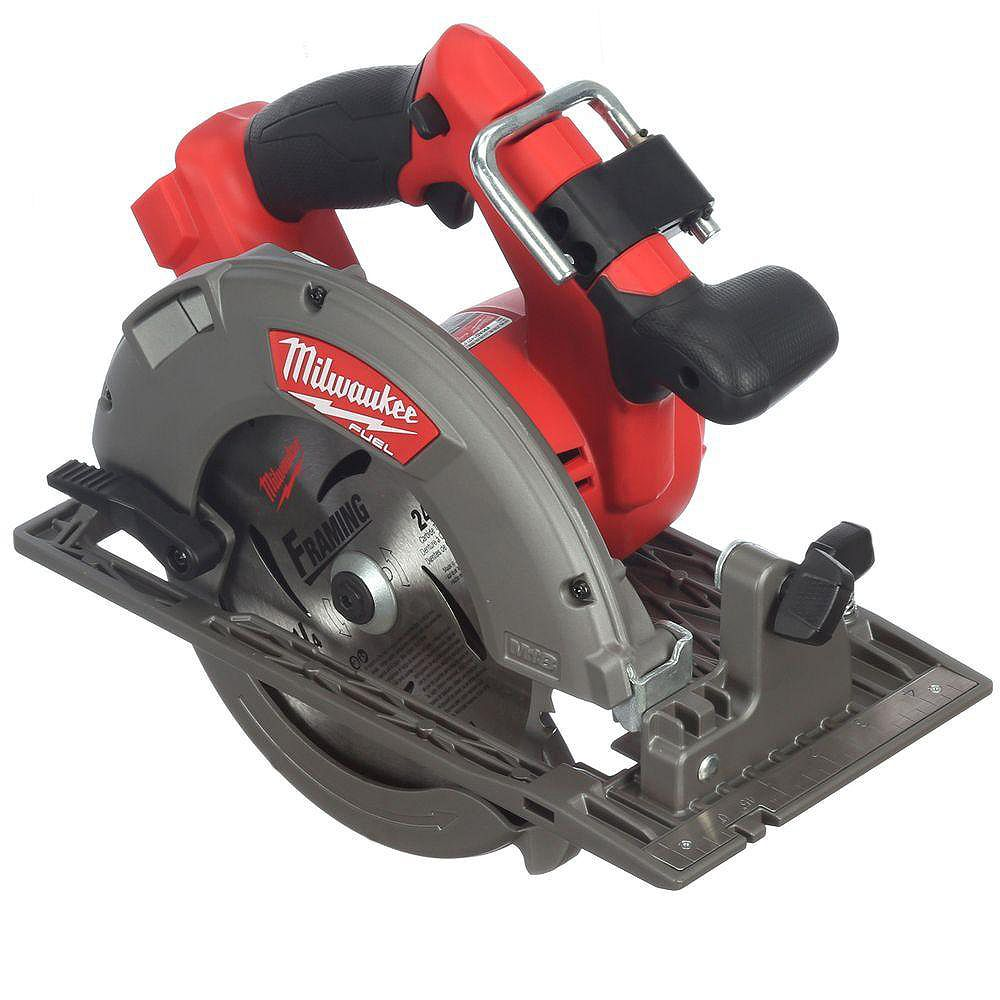 Milwaukee Tool M18 FUEL 18V Lithium-Ion Brushless Cordless 7-1/4-inch Circular Saw (ToolOnly)