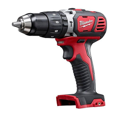 M18 18V Cordless Compact 1/2-inch Hammer Drill/Driver (Tool Only)