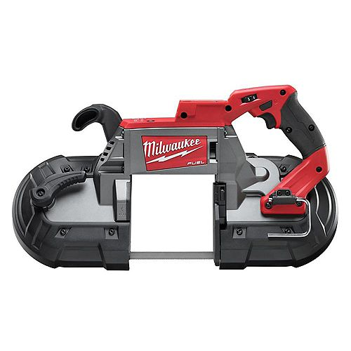 M18 FUEL 18V Lithium-Ion Brushless Cordless Deep Cut Band Saw (Tool Only)