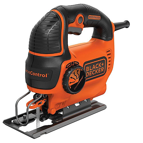 5 Amp Jig Saw with Curve Control