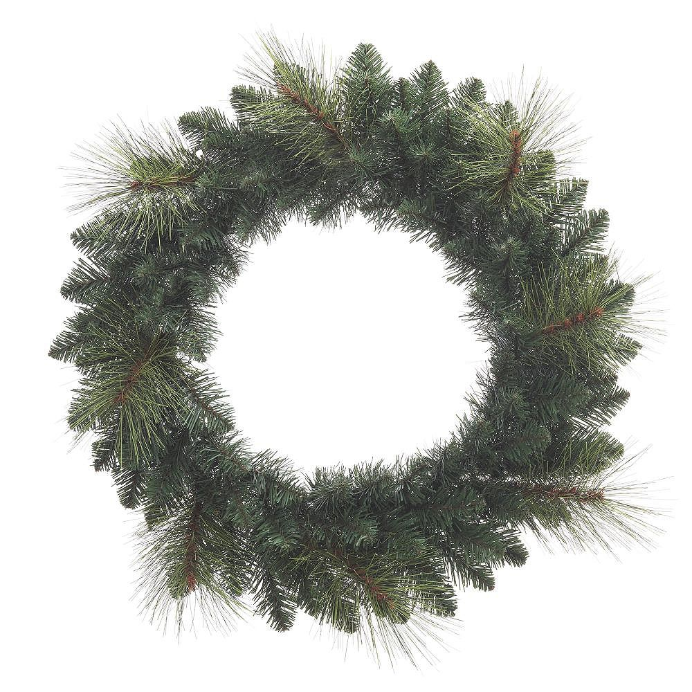 Home Accents 26-inch Mixed Pine Christmas Wreath