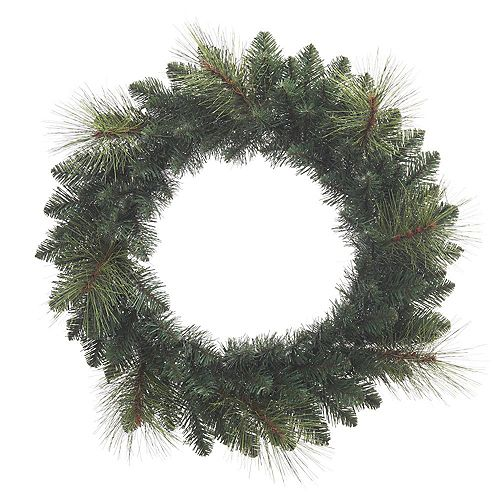 26-inch Mixed Pine Christmas Wreath