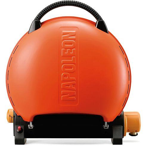 TravelQ Portable BBQ in Orange