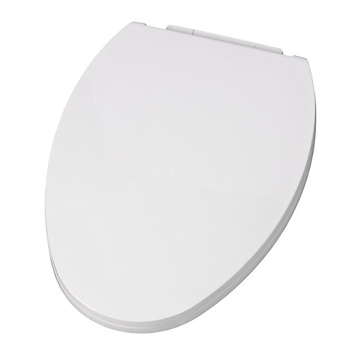 Optum Elongated Slow Close Toilet Seat