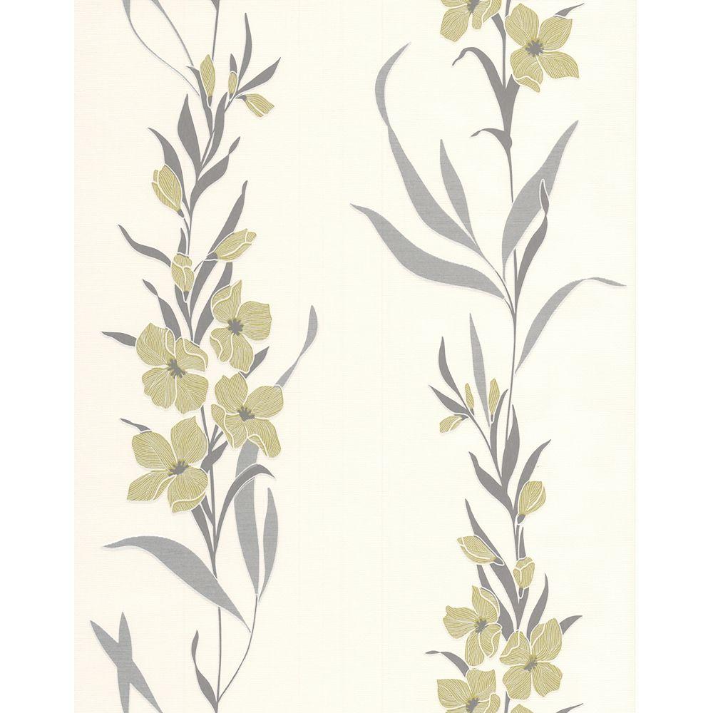 Superfresco Jardin Papier Peint Vert - échantillon