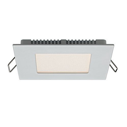 Illume Ultraslim 4 Inches Recessed Square LED Panel Light - ENERGY STAR®