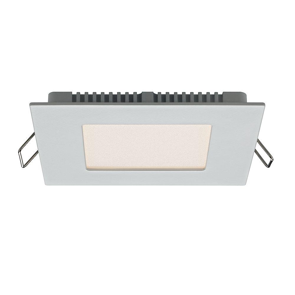 Illume Illume Ultraslim 4 Inches Recessed Square LED Panel Light - ENERGY STAR®